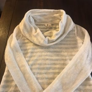 Anthropology cowl neck sweater